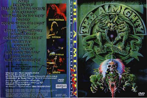 Almighty (The) 1991 [DVD]