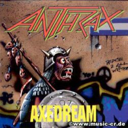 Anthrax 1994 [Audio-CD] передник