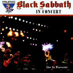 Black Sabbath 1983.11.04 [Audio-CD] передник