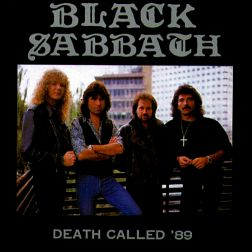 Black Sabbath 1989.06.09 [Audio-CD] передник