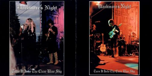 Blackmore's Night 1999.07.11 [Audio-CD] задник