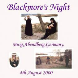 Blackmore's Night 2000.08.04 [Audio-CD] передник