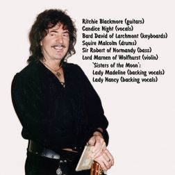 Blackmore's Night 2003.10.11 [Audio-CD] задник