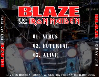 Blaze 2005.05.13 [Audio-CD] задник