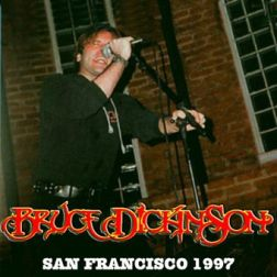 Bruce Dickinson 1997.09.01 [Audio-CD] задник
