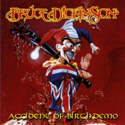 Bruce Dickinson 1997 [Audio-CD] передник