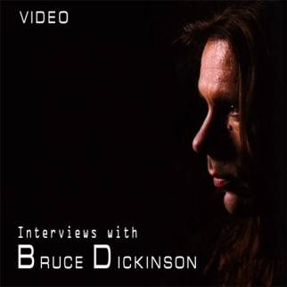 Bruce Dickinson  [VIDEO-CD]