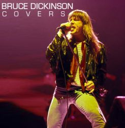 Bruce Dickinson  [Audio-CD] передник