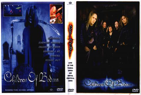 Children Of Bodom 2003 [DVD]