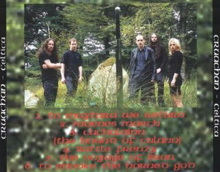 Cruachan 1994 [Audio-CD] задник