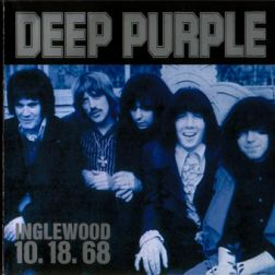 Deep Purple 1968.10.18 [Audio-CD] передник