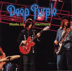 Deep Purple 1970.07.11 [Audio-CD] передник