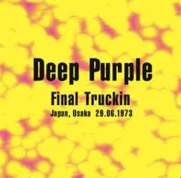 Deep Purple 1973.06.29 [Audio-CD] передник