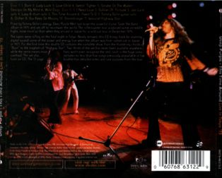 Deep Purple 1975 [Audio-CD] задник