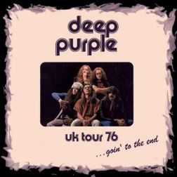 Deep Purple 1976.03.12 [Audio-CD] передник