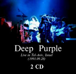 Deep Purple 1991.09.28 [Audio-CD] передник