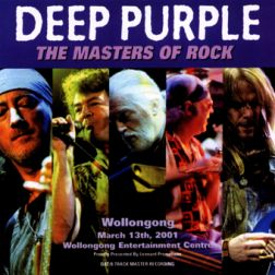 Deep Purple 2001.03.13 [Audio-CD] передник