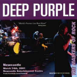 Deep Purple 2001.03.14 [Audio-CD] передник