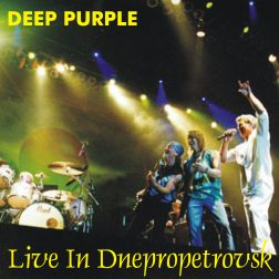 Deep Purple 2002.03.27 [Audio-CD] передник