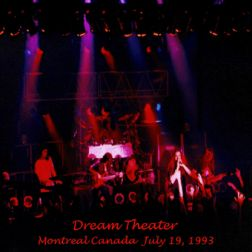 Dream Theater 1993.07.19 [Audio-CD] передник