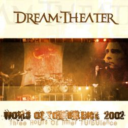 Dream Theater 2002.02.07 [Audio-CD] передник