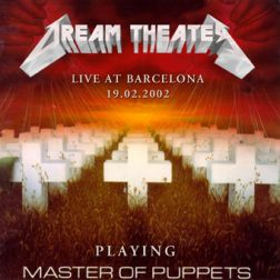 Dream Theater 2002.02.19 [Audio-CD] передник