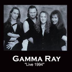 Gamma Ray 1994 [Audio-CD] передник