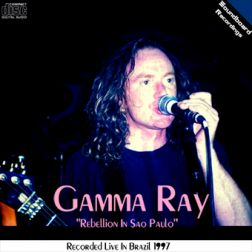 Gamma Ray 1997.07.12 [Audio-CD] передник