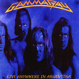 Gamma Ray 1999.06.05 [Audio-CD] передник