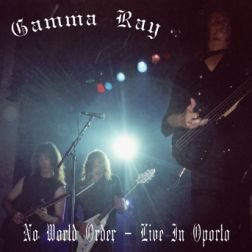 Gamma Ray 2001.10.21 [Audio-CD] передник