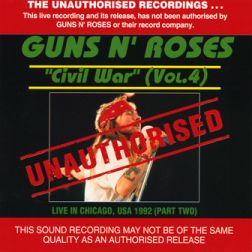 Guns 'n' Roses 1992 [Audio-CD] передник