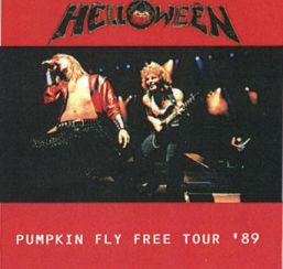 Helloween 1989 [Audio-CD] передник