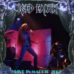 Iced Earth 2002.01.28 [Audio-CD] передник