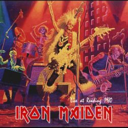 Iron Maiden 1980.08.23 [Audio-CD] передник