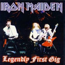 Iron Maiden 1981 [Audio-CD] передник