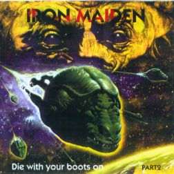 Iron Maiden 1983.05.26 [Audio-CD] передник