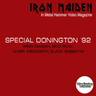 Iron Maiden 1992 [VIDEO-CD]