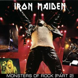 Iron Maiden 1992 [Audio-CD] передник