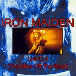 Iron Maiden 1993.04.17 [Audio-CD] передник