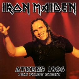 Iron Maiden 1996.01.12 [Audio-CD] передник