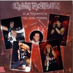 Iron Maiden 1998.09.12 [Audio-CD] передник