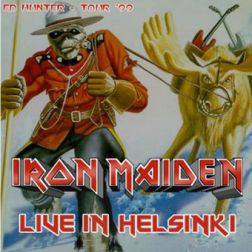 Iron Maiden 1999.09.15 [Audio-CD] передник