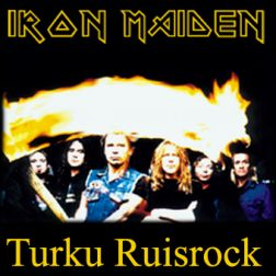 Iron Maiden 2000.06.30 [Audio-CD] передник