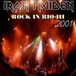 Iron Maiden 2001.01.19 [Audio-CD] передник
