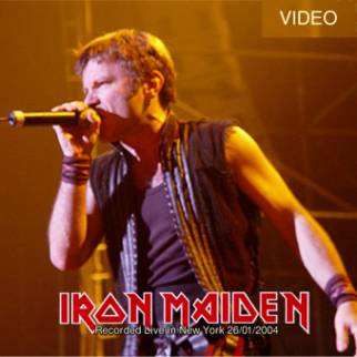 Iron Maiden 2004.01.26 [VIDEO-CD]