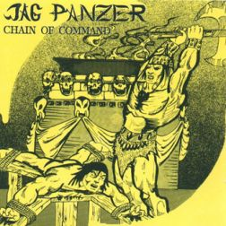 Jag Panzer  [Audio-CD] передник