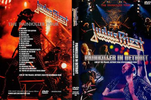 Judas Priest 1990.12.05 [DVD]