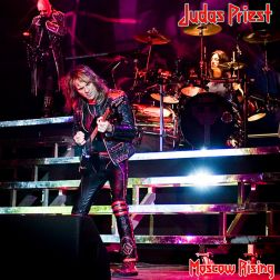 Judas Priest 2005.11.27 [Audio-CD] передник