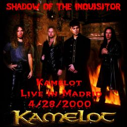 Kamelot 2000.04.28 [Audio-CD] передник