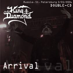 King Diamond 2006.05.03 [Audio-CD] передник